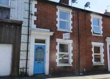 Thumbnail 2 bed terraced house to rent in Meadow Road, Salisbury