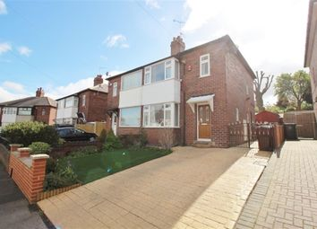 Thumbnail 3 bed semi-detached house for sale in Calverley Avenue, Bramley