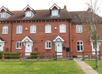 Thumbnail 3 bed terraced house for sale in Warren Lane, Witham St Hughs, Lincoln