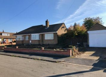 Thumbnail 3 bed bungalow for sale in Princess Avenue, Oadby, Leicester, Leicestershire