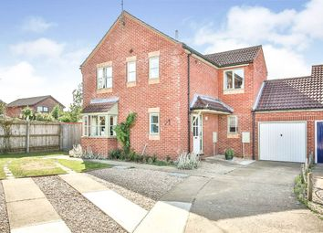 Thumbnail 5 bed detached house for sale in Townshend Green North, Fakenham