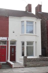 Thumbnail 3 bed terraced house for sale in September Road, Anfield, Liverpool