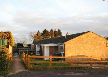 Thumbnail 1 bed bungalow for sale in Simons Way, Shalstone, Buckingham