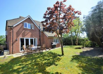 Thumbnail 5 bed detached house for sale in Grayshott Road, Headley Down, Bordon