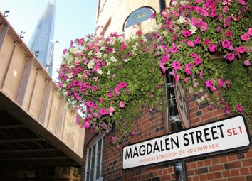 Thumbnail 1 bed flat to rent in Magdalen Street, London