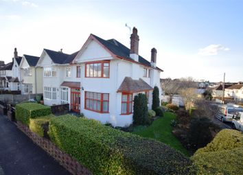 Thumbnail 4 bed semi-detached house for sale in Oakwood Road, Henleaze, Bristol