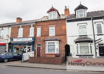 Thumbnail 4 bed terraced house for sale in Slade Road, Erdington, Birmingham