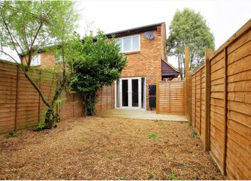 Thumbnail 1 bed end terrace house for sale in Lara Close, London