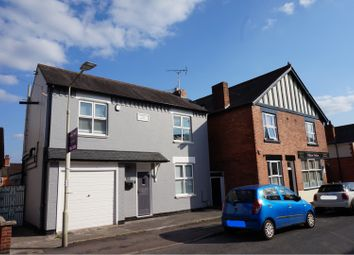 Thumbnail 3 bed detached house for sale in Forest Gate, Anstey