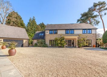 Thumbnail 6 bed detached house for sale in Manor Lane, Gerrards Cross, Buckinghamshire