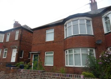 Thumbnail 3 bed flat for sale in Two Ball Lonnen, Fenham, Newcastle Upon Tyne