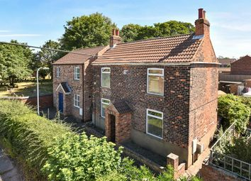 Thumbnail 3 bed cottage for sale in Church Lane, Barlby, Selby