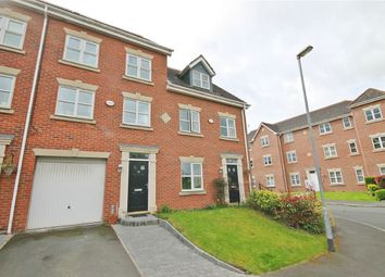 Thumbnail 3 bed town house for sale in Chapelside Close, Great Sankey, Warrington