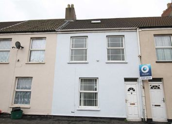 Thumbnail 2 bed terraced house for sale in King Street, Avonmouth, Bristol