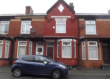 Thumbnail 2 bedroom terraced house for sale in Worthing Street, Manchester, Greater Manchester