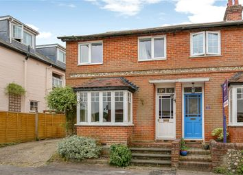 Thumbnail 3 bed end terrace house for sale in Hill Rise, Twyford, Winchester