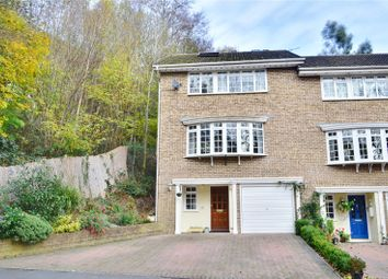Thumbnail 5 bed end terrace house for sale in East Grinstead, West Sussex