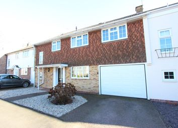 Thumbnail 4 bed town house for sale in The Lea, Kibworth Beauchamp, Leicester