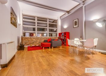 Thumbnail 1 bed flat to rent in New Hampton Lofts, 91 Branston Street, Jewellery Quarter, Birmingham