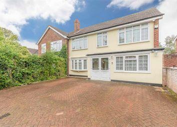 Thumbnail Semi-detached house for sale in Hardings Close, Iver Heath, Buckinghamshire