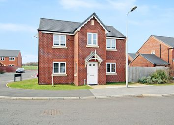 Thumbnail 4 bed detached house for sale in Deerfield Close, St Helens