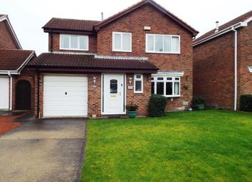 Thumbnail 3 bed detached house for sale in Brinkburn, Washington, Tyne And Wear