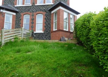 Thumbnail 1 bed flat to rent in Ground Floor Flat, Nythfa, Esplanade, Penmaenmawr