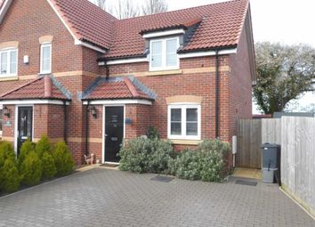 Thumbnail 2 bed semi-detached house for sale in Strawberry Fields, Cam
