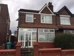 Thumbnail Semi-detached house for sale in Cardinal Street, Manchester, Greater Manchester