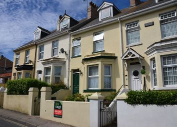 Thumbnail 3 bed terraced house for sale in Castor Road, Brixham