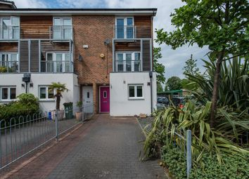 Thumbnail 3 bed town house for sale in Hengist Way, Wallington