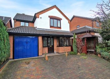 Thumbnail 4 bed detached house for sale in Avonbridge Close, Arnold, Nottingham