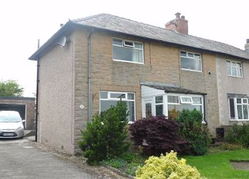 Thumbnail 3 bed semi-detached house for sale in School Road, Peak Dale, Derbyshire