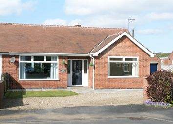 Thumbnail 2 bed semi-detached bungalow for sale in Elm End, Haxby, York
