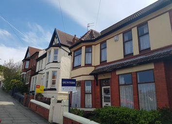 Thumbnail 2 bed flat for sale in Wallacre Road, Wallasey