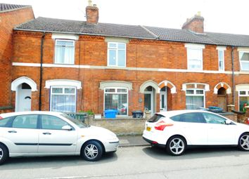 Thumbnail 2 bed terraced house for sale in Wood Street, Kettering