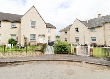 Thumbnail 3 bed flat for sale in Hillend Crescent, Duntocher, West Dunbartonshire