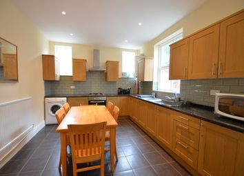 Thumbnail 6 bed terraced house to rent in Hobart Street, London Road, Leicester