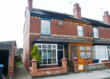 Thumbnail 2 bed terraced house to rent in Christopher Terrace, Stafford