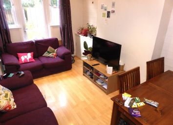 Thumbnail 4 bed terraced house to rent in Seely Road, London