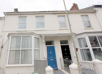 Thumbnail 1 bed flat to rent in Elm Road, Mannamead, Plymouth