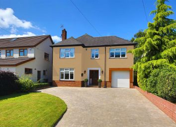 Thumbnail 4 bed detached house for sale in Marionville Gardens, Llandaff, Cardiff