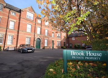 Thumbnail 3 bed flat to rent in Brook House Mews, High Street, Repton, Derby