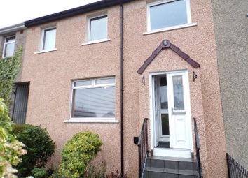 Thumbnail 3 bed terraced house for sale in Glencairn Road, Greenock