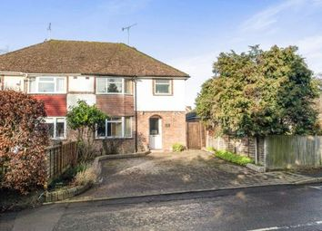 Thumbnail 3 bed semi-detached house for sale in Swan Lane, Edenbridge, Kent