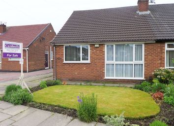 Thumbnail 2 bedroom semi-detached bungalow for sale in Cornwall Drive, Bury