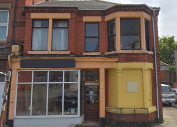 Thumbnail Retail premises for sale in Rake Lane, Wallasey