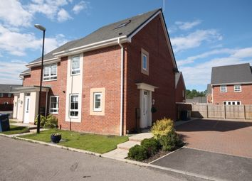 Thumbnail 4 bedroom terraced house for sale in Belton Close, Washington