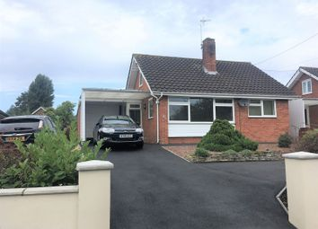 Thumbnail 2 bed detached bungalow for sale in Lyngford Road, Taunton