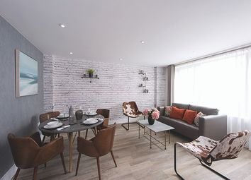Thumbnail 3 bedroom flat for sale in Grange Walk, Bermondsey, London